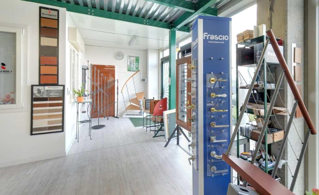 Vendita infissi serramenti e finestre modena e provincia for Vendita finestre pvc